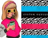 Custom Order for Antoinette