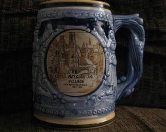1964-1965 New York Worlds fair small stein/mug
