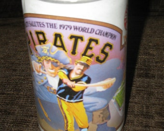 1979 collectible Pittsburgh Pirates Iron city beer can (9 of them)