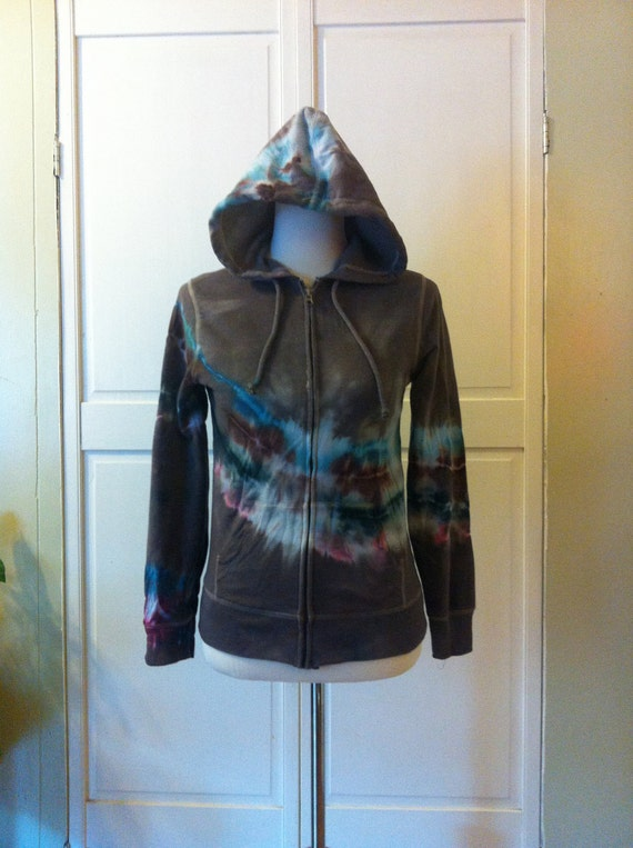 Tie Dye Hoodie-- Size Small