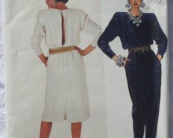 Open Back Romper or Dress Pattern