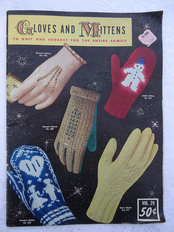 Cozy Hands to Knit and Crochet