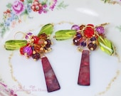 Fall Colored Earrings