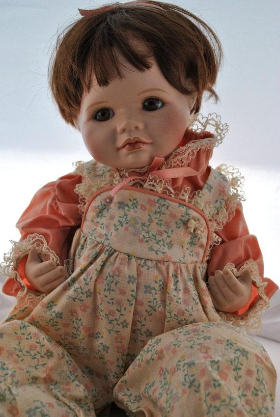 Porcelain Baby Doll