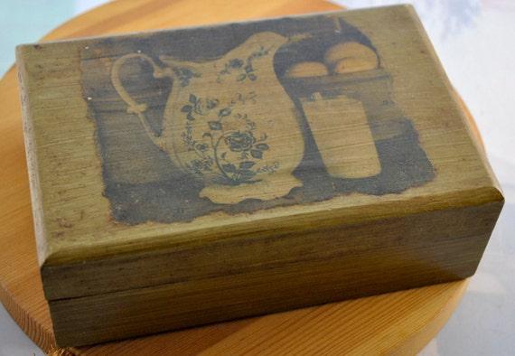 Recipe/Trinkets Box