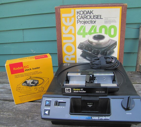 Kodak 4400 Slide Projector