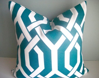 Indoor/Outdoor  Decorative Pillow Cover ,Decorative Pillow Cover,Available In Different Sizes,Same Fabric On Both Sides