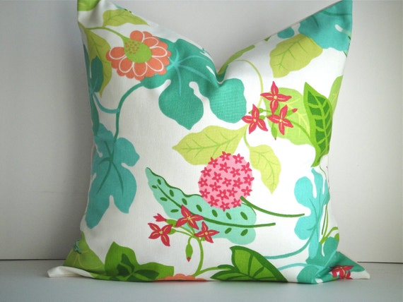 Decorative Pillow Cover In Wolfram Safari on Both Sides, Throw Pillow, Available In Different Sizes