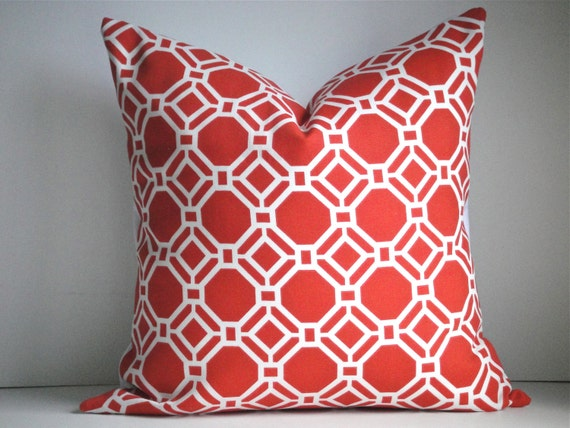 CLEARANCE - FREE US Shipping 18x18 Decorative Pillow Cover Indoor / Outdoor