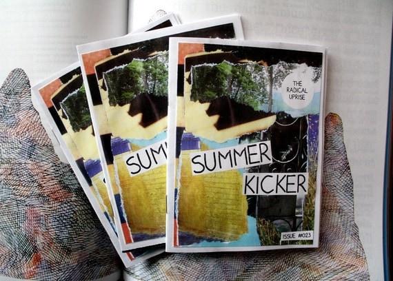 The Radical Uprise Zine 023: Summer Kicker