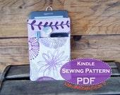 Kindle FIRE & KEYBOARD Case PDF Sewing Pattern - sewing diy tutorial