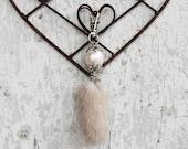 Fur Key Strap