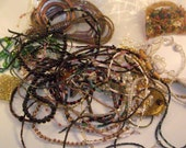 Lot of Hand Crafted Necklace Destashing  (FREE SHIPPING)