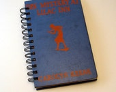 RESERVED for kromind only - Handmade Journal/Sketchbook - Vintage Nancy Drew