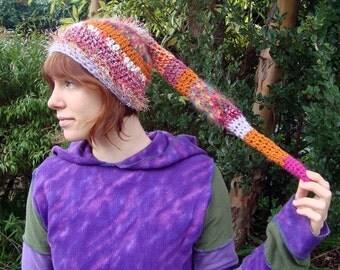 Warm Colours Pixie Beenie