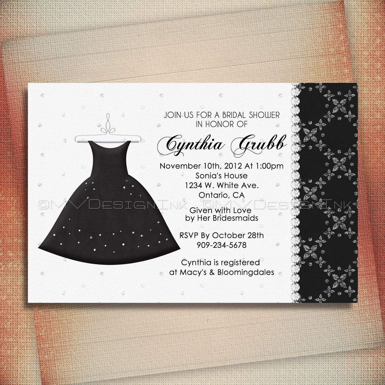 Bridal Shower Invitation Bachelorette Party Invite Girls