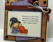 A Witchy Card