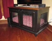 Canine Cabinets Dog Kennel for your home