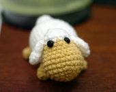 Amigurumi Pattern - Silvia the Sheep