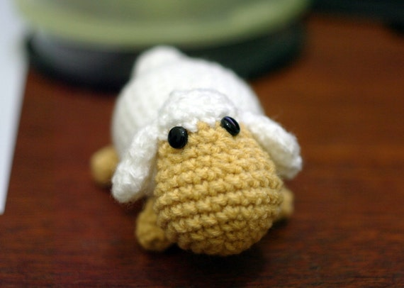 Amigurumi Pattern - Silvia the Sheep