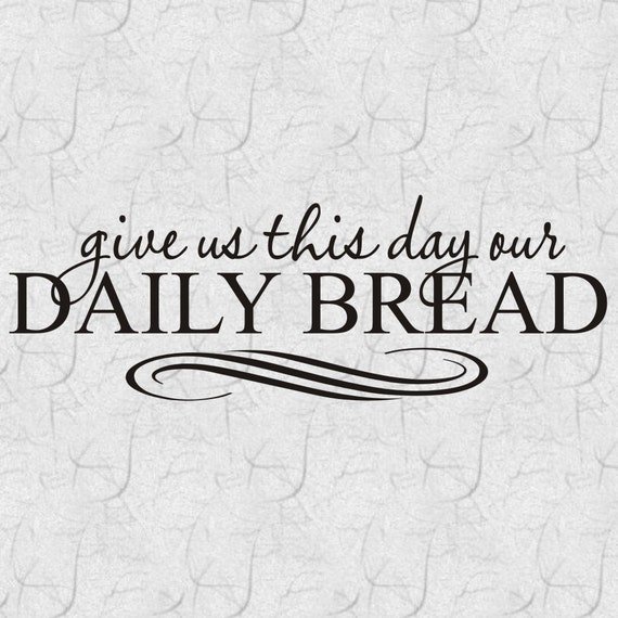 Items Similar To Give Us This Day Our Daily Bread Vinyl
