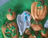 Special order for Skye...Halloween Bone Meringue Cookies