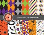 Printable Halloween Patterns