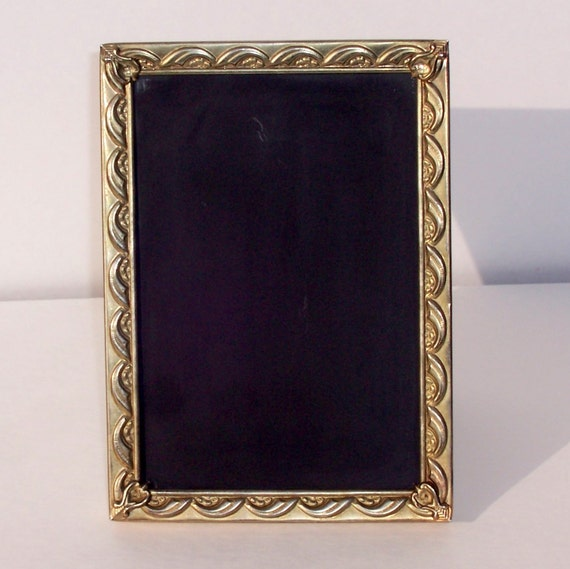 Do not purchase.Reserved for Monica.Chalkboard Frame Gold Shabby Chic Wedding Romantic Holiday Gift Teachers Gift Stocking Stuffers