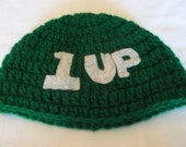 25% OFF - End of the Year Sale - Coupon Code: 2012ENDING - 1 up Beanie - Toddler