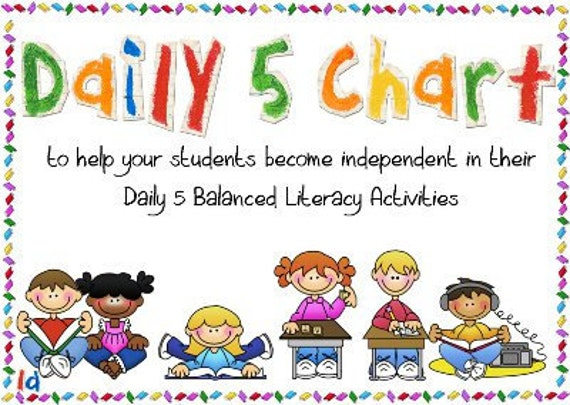 Daily 5 Chart
