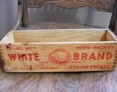 Early 1900's Cheese Box