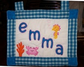 Wall Hanging Under The Sea (8 Letter Name)