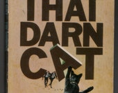 Vintage Paperback: That Darn Cat