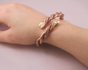 Copper Bracelet (medium)