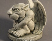 Chester gargoyle by Jay W. Hungate