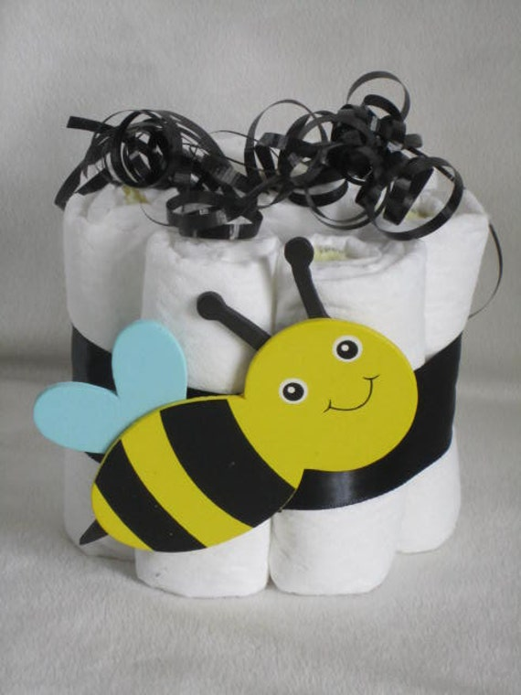 cake baby bumble bee great decoration baby shower or new baby gift