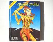 Vintage Advanced Dungeons & Dragons Fiend Folio TSR 1980s