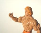 1980s He Man Action Figure Vintage MOTU Mattel