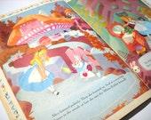 Alice in Wonderland Book Illustrations for Framing