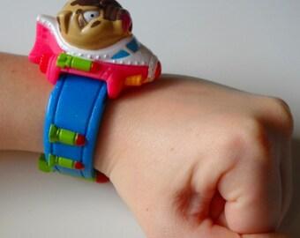 1990 Toys Barnyard Commandos Wrist Cuffs