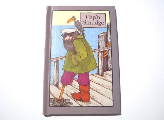 Vintage Serendipity Book: Capn Smudge Hardcover