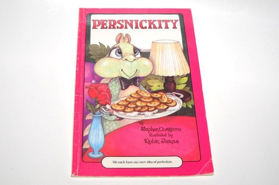 80s Serendipity Book: Persnickity
