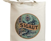 Retro Vintage Label 12 Eco Friendly Canvas Tote Bag (id0130)