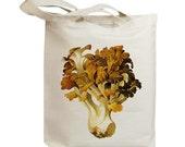 Mushroom 27 Vintage Eco Friendly Canvas Tote Bag (ixp027)