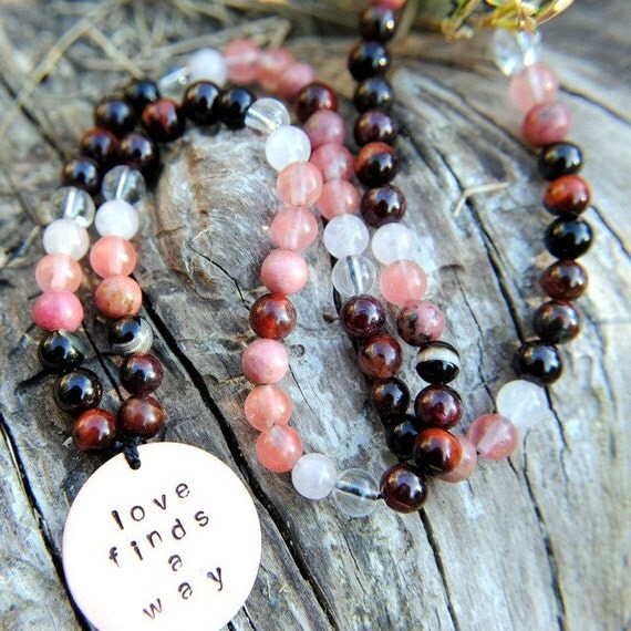 Love Finds A Way Necklace