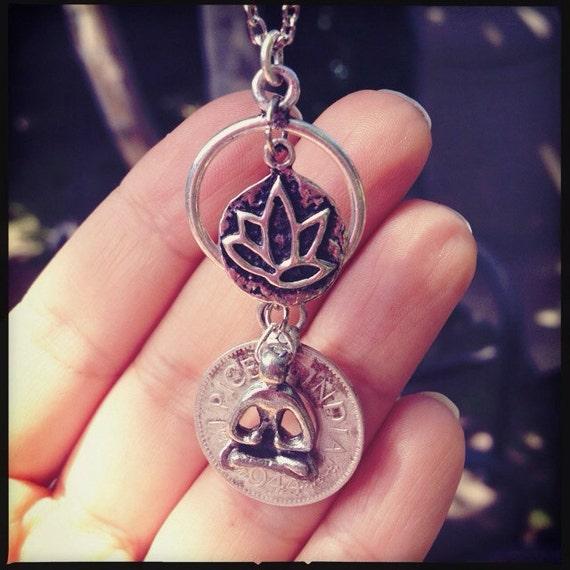 The Yogi Meditation Necklace