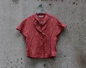 Dusty Rose Vintage Shirt