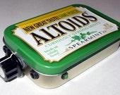18 Volt CMOY Grado RA1 JRC4556 Headphone Amplifier Altoids Spearment