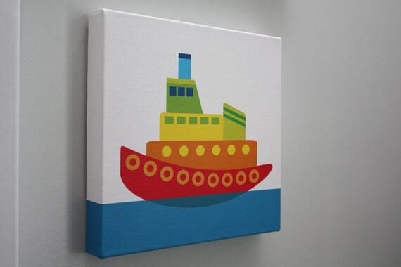 Custom Listing for Catriona 24x24 Tug Boat