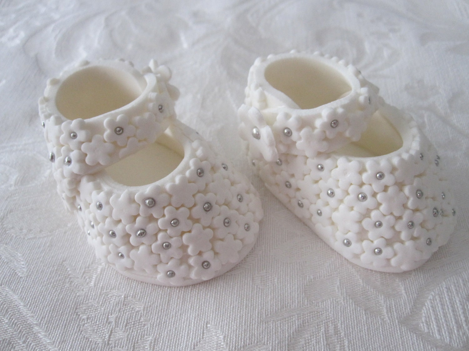 Cake Decorating Baby Booties Template : Baby Booties Template For Cake